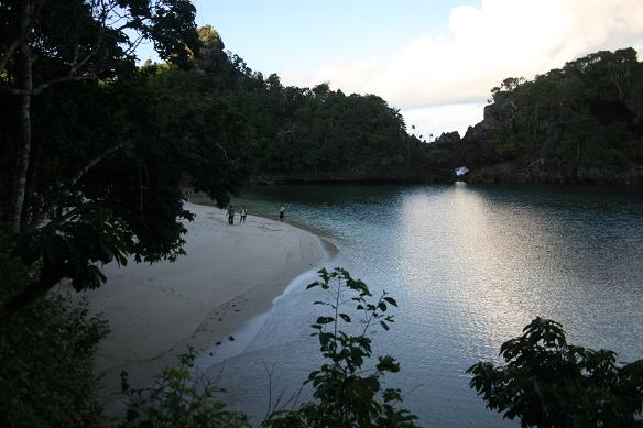 Pulau Sempu Indonesia