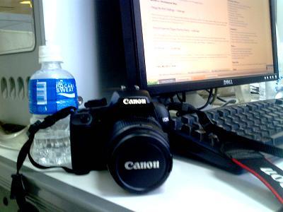 Hmmm….so please welcome Canon 1000D ku, apa mampu menggantikan Kodak ...