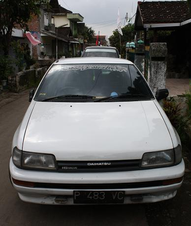 Image of Modifikasi Daihatsu Charade