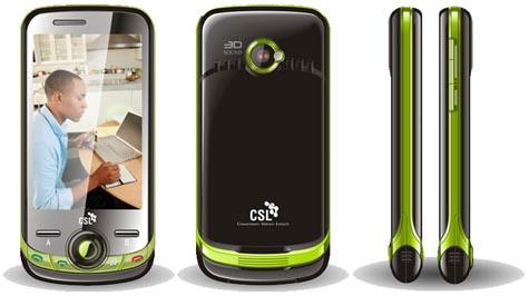 CSL Vphone G5