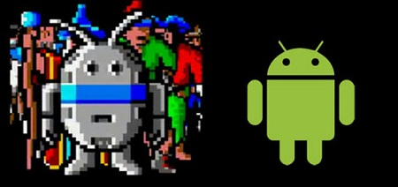 Maskot Android