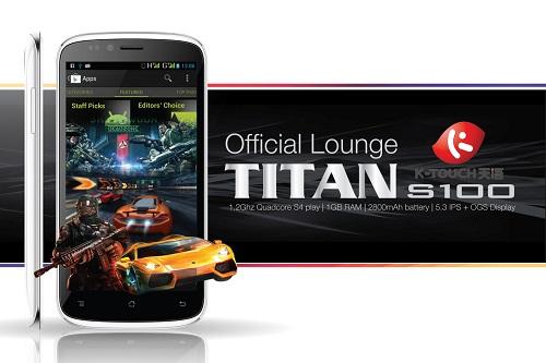 K-Touch Titan
