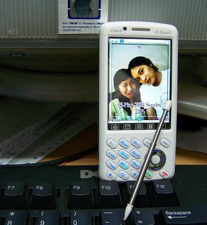 K-Touch V908