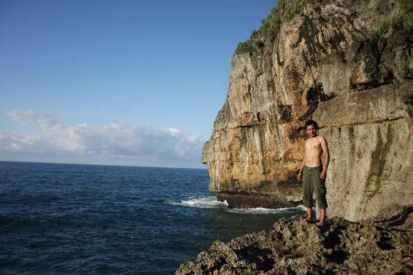 Yunan di Pulau Sempu