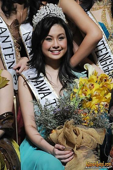 Miss Indonesia 2008 - Sandra Angelia