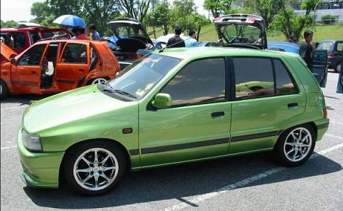 Picture of Modifikasi Daihatsu Charade