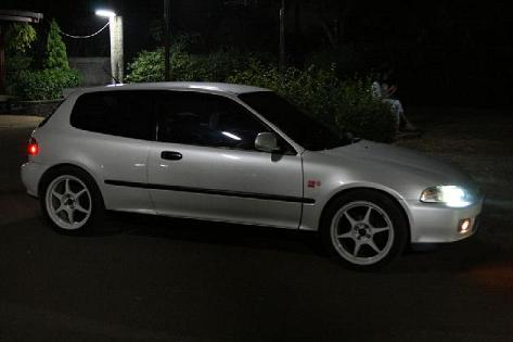 Honda Estillo