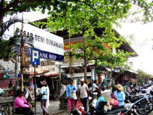 Pasar Sukowati bali